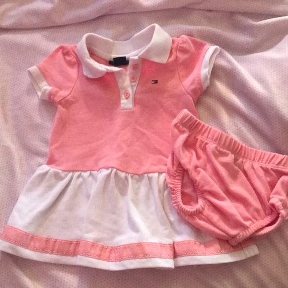 Tommy Hilfiger Other - Baby girl clothes